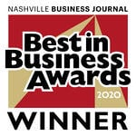 Best In Business 2020 Winner