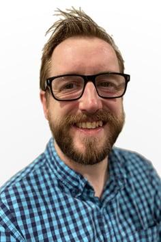 Brandon Vinson of Full-time Web Development Cohort 47 at Nashville Software School