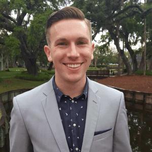 Connor Sullivan of Part-time Web Development Cohort Evening 10