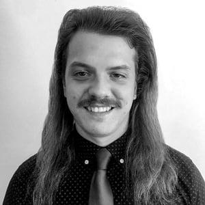 Davis Lindell of Web Development Cohort 40