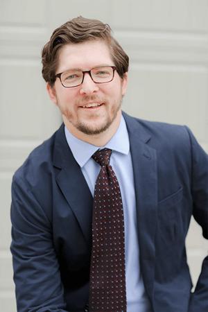 Dustin Murdock of Web Development Cohort 38