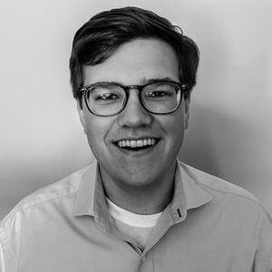 John Bain of Web Development Cohort 40