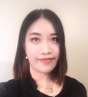 Lydia Tsang of Part-time Data Analytics Cohort 3