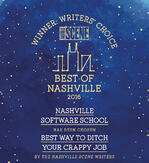 Nashville Scene - Ditch Your Crappy Job 2016