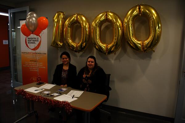 Graduates Welcome Employers to Demo Day